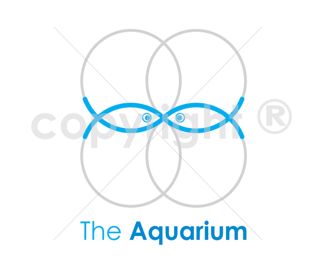 Aquatic Centre Logo Template