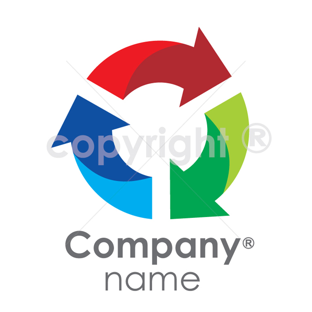 Corporate Company Logo Template