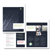 Business Planning Brochure Template