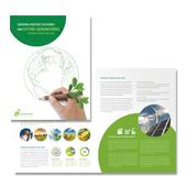 Environmental Protection Brochure Template