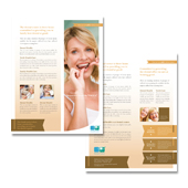 Family Dentistry Datasheet Template