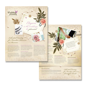 Wedding Planner Datasheet Template