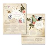 Wedding Planner Datasheet Template