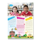 Learning Center & School Flyer Template
