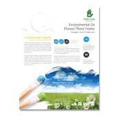Environmental Groups Flyer Template
