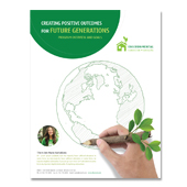 Environmental Protection Flyer Template