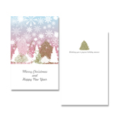 Xmas Greeting Card Template