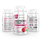 Raspberry Ketone Supplement Label Template