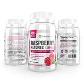 Raspberry Ketone Supplement Label Template