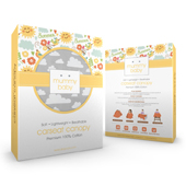 Baby Multiuse Carseat Canopy Packaging Template