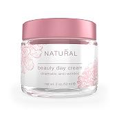 Beauty Facial Cream Label Template
