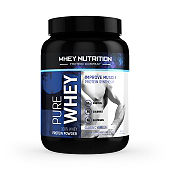 Whey Protein Sports Nutrition Vanilla Label Template