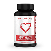 Heart Health Supplement Label Template