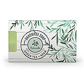 Handmade Green Tea Soap Packaging Template
