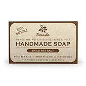 Handmade Soap Box Packaging Template