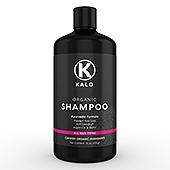 Organic Hair Shampoo Label Template