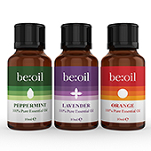 Essential Oil Labels Template