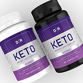 KETO Supplement Label Template