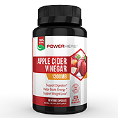 Apple Cider Vinegar Supplement Label Template