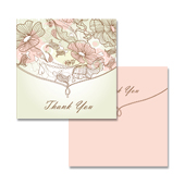 Thank You Note Card Template