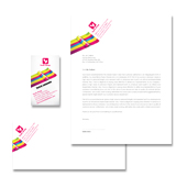 Youth Group Stationery Kits Template