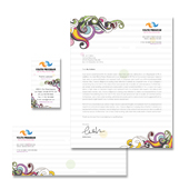 Youth Education Program Stationery Kits Template