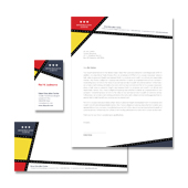 Driver Education Centre Stationery Kits Template