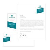 Fertility Hospital Stationery Kits Template