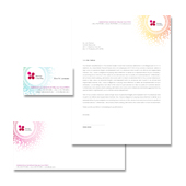 Marriage Counseling Stationery Kits Template