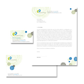 Emotional Therapy Stationery Kits Template