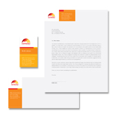 Pathology & Clinical Laboratory Stationery Kits Template