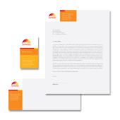 Pathology & Clinical Laboratory Stationery Kits Template