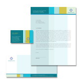 Software Developers Stationery Kits Template