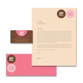 Bakery Stationery Kits Template
