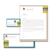 Pet Day Care Stationery Kits Template