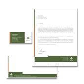 Farming & Agriculture Stationery Kits Template
