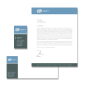 HR Management Stationery Kits Template