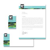 Christian Community Stationery Kits Template
