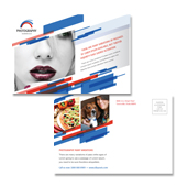 Photography Services Postcard Template