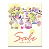 Fall Sale Poster Template