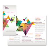 Tax Accounting Services Tri Fold Brochure Template